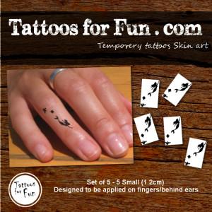 tattoos-for-fun-com-little-mermaid-finger-tattoos