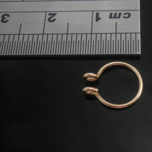 fake-septum-gold