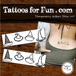 tattoos-for-fun-halloween-witch-hat-temporary-tattoos