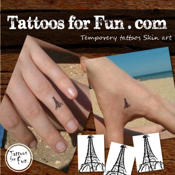 tattoos-for-fun-eiffle-fake-tattoos