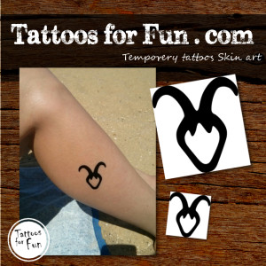 tattoos-for-fun-capricorn-temporary-tattoos