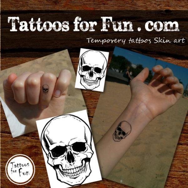 tattoos-for-fun-water-ink-skull-tattoos