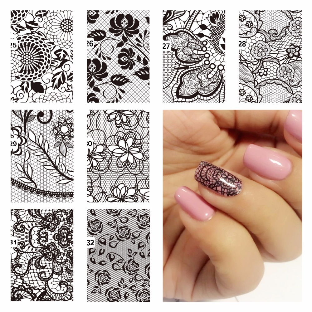 Diy nail transfer tattoo decals tattoos for fun for Diy tattoo transfer paper